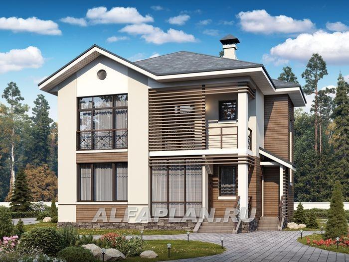 Дизайн одноэтажных домов внутри